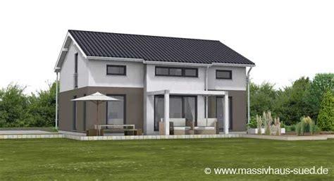 Einfamilienhaus Life 149  Massivhaus Mit Hohem Kniestock