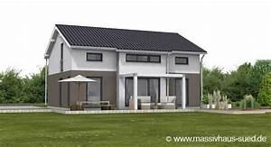 Haus Mit Satteldach 25 Grad : einfamilienhaus life 149 massivhaus mit hohem kniestock ~ Lizthompson.info Haus und Dekorationen