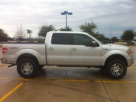 lift  tires     ecoboost ford  forum