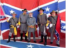 The American Confederacy is still alive in a small