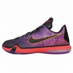 Nike Kobe X GS 10 Kobe Bryant Hero Purple Kids Youth ...