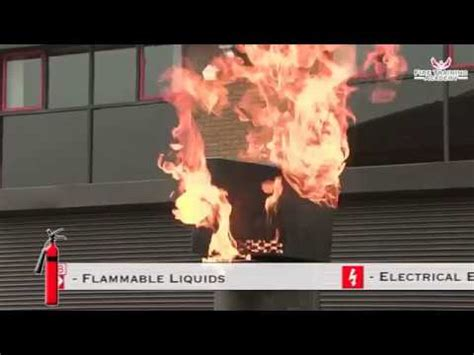 fire safety training      fire extinguisher