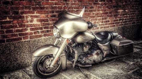 Stunning Old Harley Davidson Hd Wallpaper