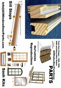 Caradco Craftline Eagle Hurd Kolbe Parts Identify Id Help