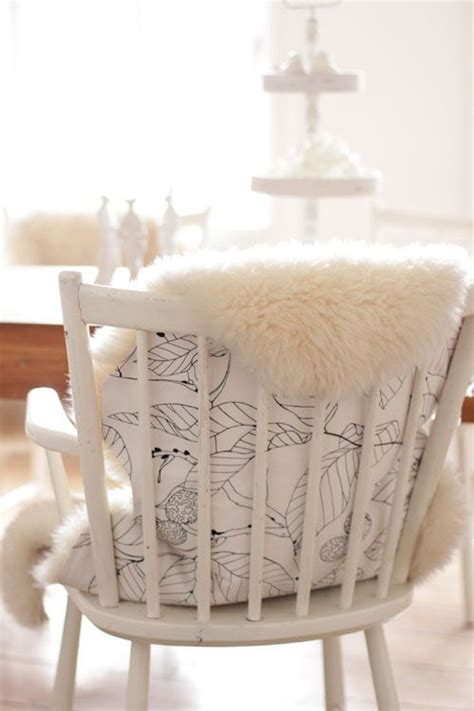 diy for the back side of the ikea ludde sheepskin diy