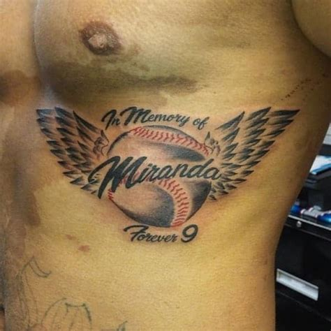 Permalink to Angel Wings Tattoo With Initials