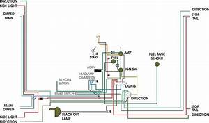Looking For Modified Wiring Diagram