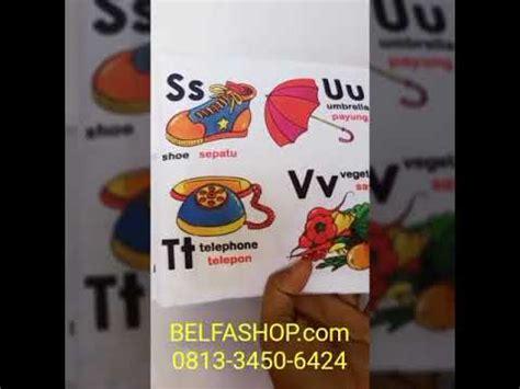 buku bantal kubus abjad buku bantal kain anak mengenal abjad youtube