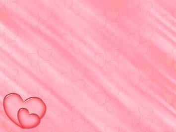 valentine  powerpoint template