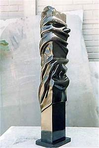 spiral twisted sculpture statue carving sculptures