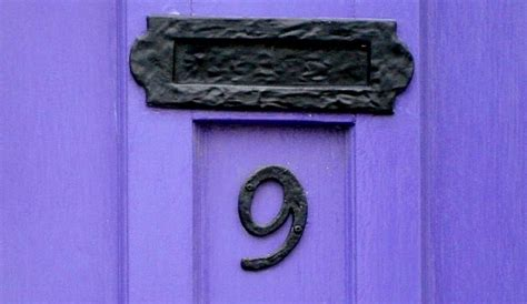 Meaning Of House Number 9
