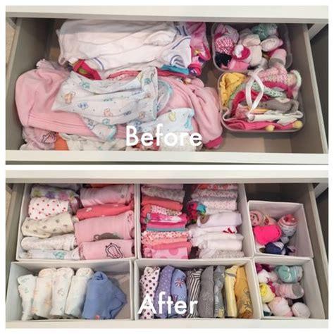 como organizar ropa interior  ninos decoracion de