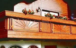 Balkongeländer Holz Einzelteile : holzbalkongel nder holz balkongelaender ~ A.2002-acura-tl-radio.info Haus und Dekorationen