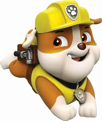 Paw Patrol Rubble Marshall Canina Fanpop Clipart
