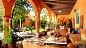 adobe house plans with courtyard luxury hotels in mexico kiwi collection