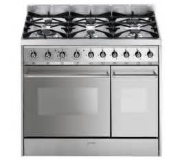 smeg gas range cooker buy smeg c92dx8 dual fuel range cooker stainless steel