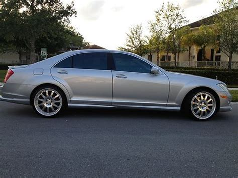 Purchase Used 2007 Mercedes-benz S-class S550 Carlsson