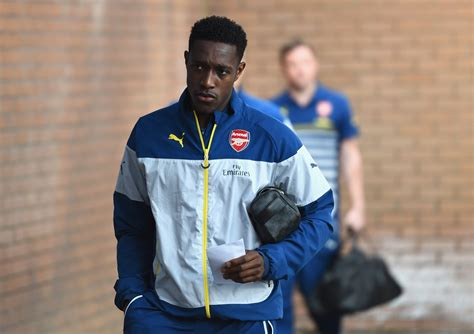 Danny Welbeck Injured Arsenal Striker Relishes 'exciting