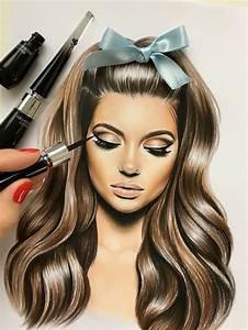 best 20 drawing faces ideas on pinterest draw faces With amazing commenter obtenir les couleurs 3 photos de mode femme love