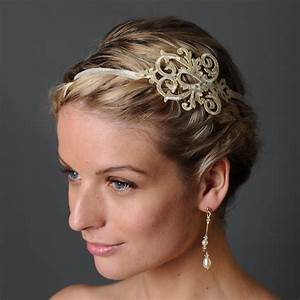 Bijoux Pour Cheveux : bijoux de tete chignon sublimez vos poils et cheveux ~ Melissatoandfro.com Idées de Décoration
