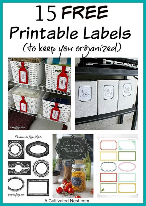 printable label maker printable label templates
