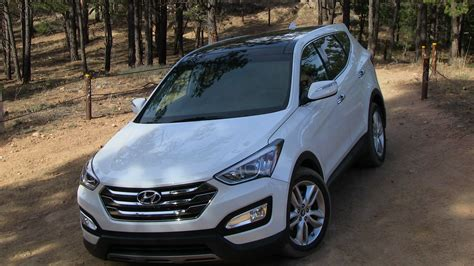 2013 Hyundai Santa Fe Sport AWD on & off road Review