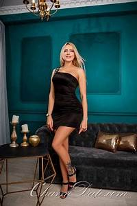 Hot Eastern European Ladies Yana From Kirovohrad Ukraine In 2020