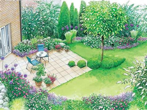 Garten Böschung Gestalten by Terrasse Und Garten Im Neuen Gewand Rasen Terrasse Und