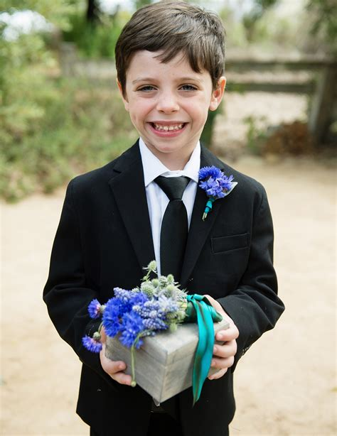 ring bearer outfits that are anything but ordinary inside weddings