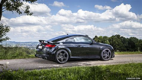Audi Tts Coupe Backgrounds by 2016 Abt Audi Tts Coupe Side Hd Wallpaper 2