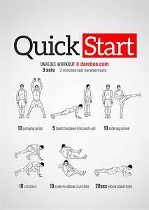 Quick Start Workout