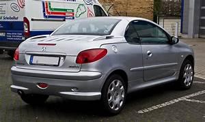 Peugeot 206 Cc : file peugeot 206 cc facelift heckansicht 3 m rz 2014 wikimedia commons ~ Medecine-chirurgie-esthetiques.com Avis de Voitures