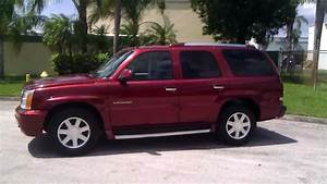 For Sale 2002 Cadillac Escalade  Awd