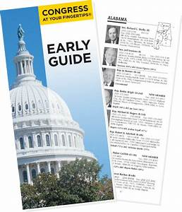 Early Guide To The 116th Congress  2nd Session