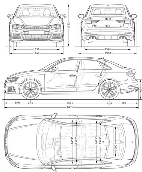 Tag For Audi Blueprints Cabriolet