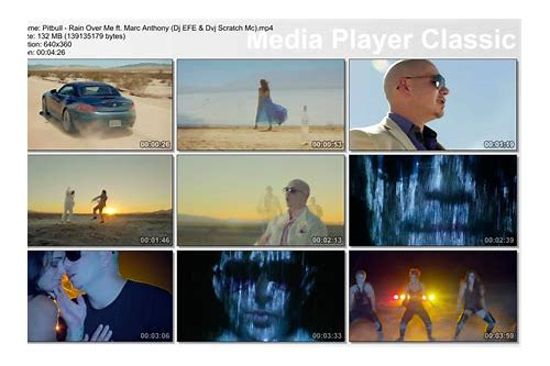 rain over me song mp4 download