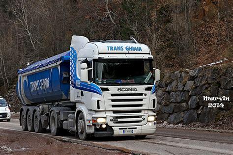 Trentin Ghiaia by Scania R500 Quot Trans Ghiaia Quot Scania R500 Della Ditta