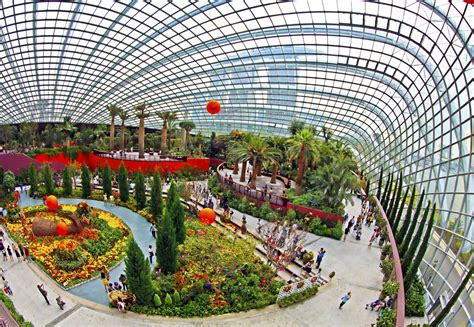 flower dome gardens by the bay singapore surya quot sharky