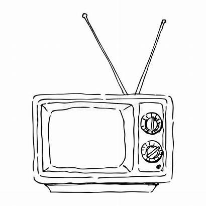 Tv Illustration Electric
