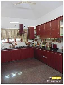 Latest kitchen design kerala in modular inteior designing for Interior design for kitchen in kerala