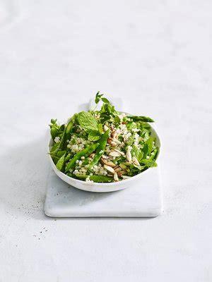 pearl couscous pea salad steggles