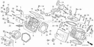 Honda Gx670 Parts List And Diagram
