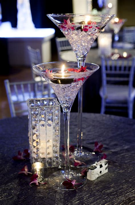 Martini Glasses Can Be Used As Elegant And Sophisticated