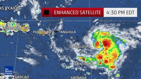 Maria Puerto Rico Weather Hurricane