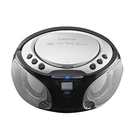 Tragbare Stereoanlage Mit Cdplayer Und Lichteffekt Audio