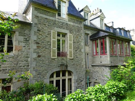 vente maison bourgeoise finistere