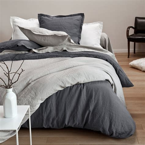 Washed Linen Bed Linen Set  Sale Up To 55% Off French