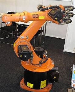 Used Robot Kr 6