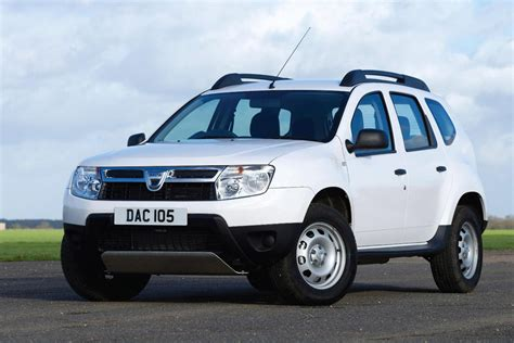 New Dacia Duster Deals On All Models
