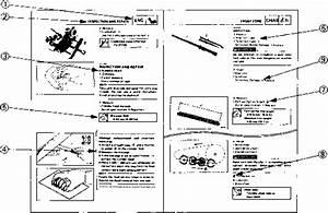 Exploded Diagrams - Yamaha Warrior Yfm 350